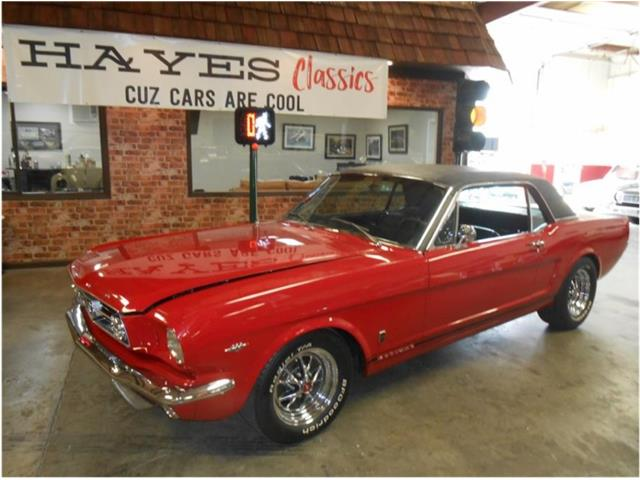 Picture of '66 Mustang - QFVR