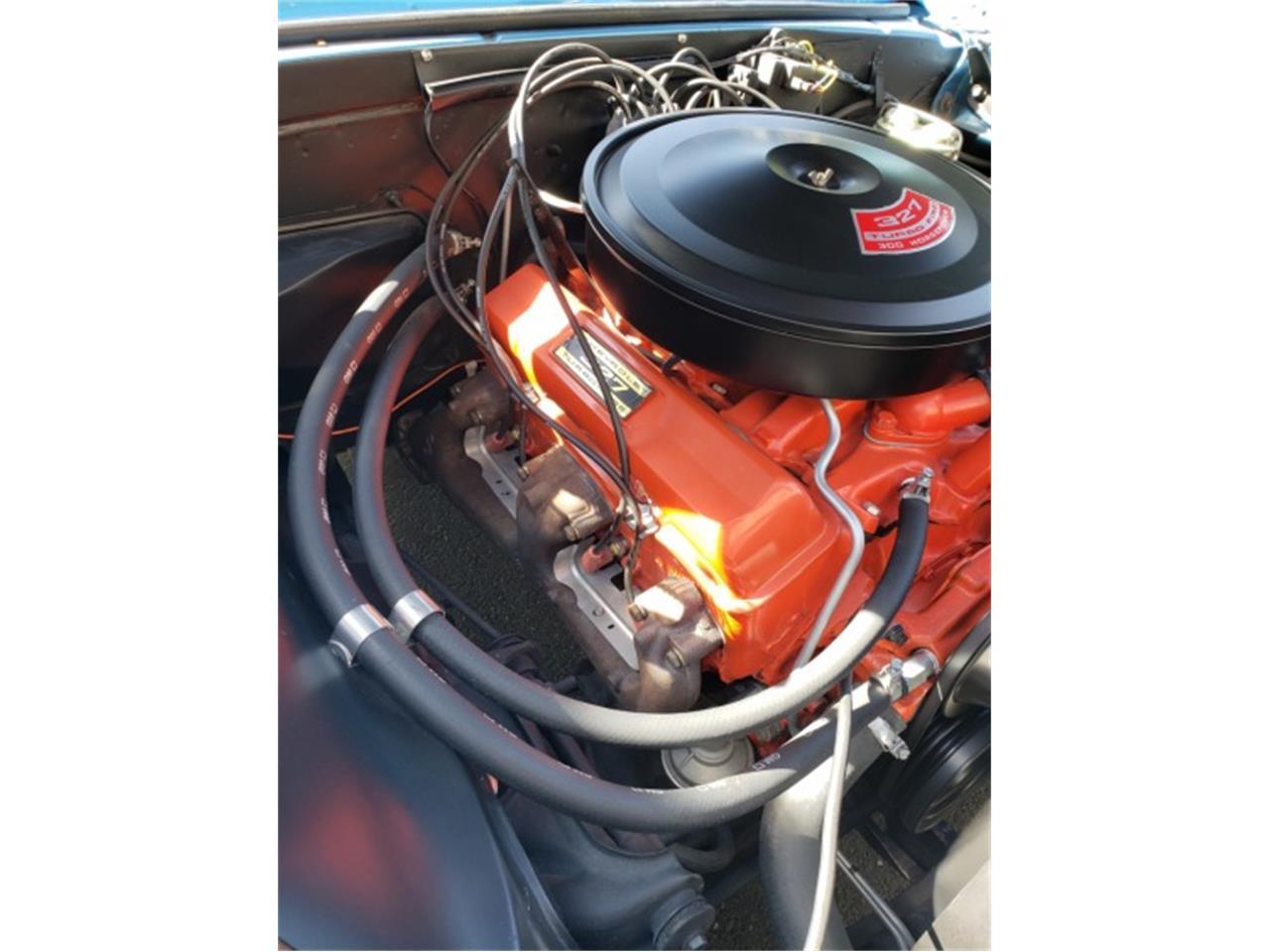 Large Picture of Classic '67 Camaro - QFVZ