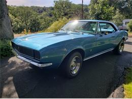 Picture of '67 Camaro located in Nevada Auction Vehicle Offered by Motorsport Auction Group - QFVZ