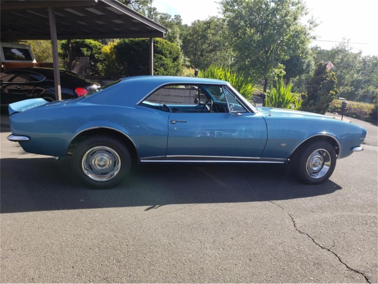 Large Picture of Classic '67 Chevrolet Camaro located in Nevada Auction Vehicle - QFVZ