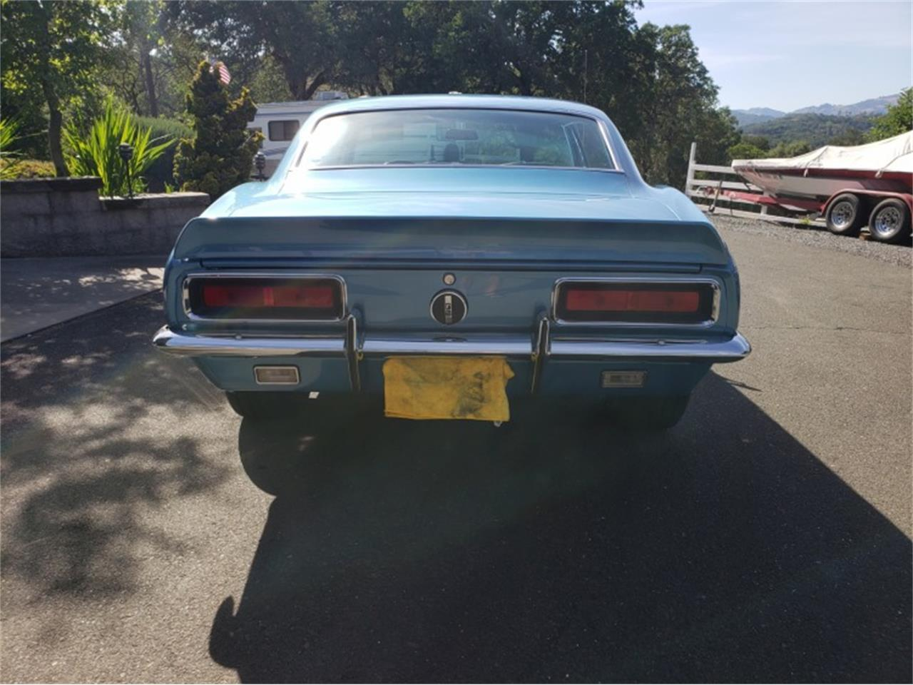 Large Picture of Classic '67 Chevrolet Camaro Auction Vehicle Offered by Motorsport Auction Group - QFVZ