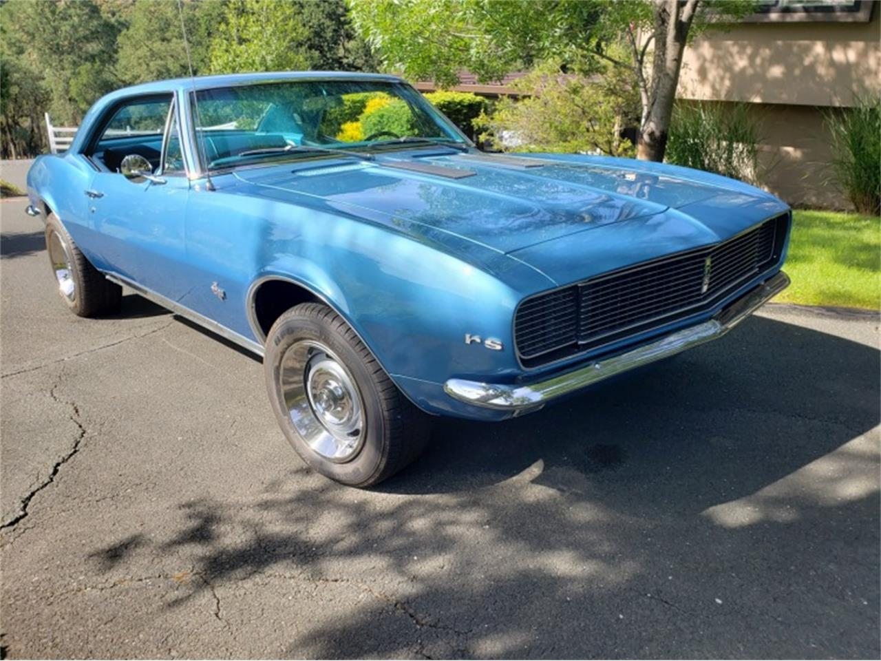 Large Picture of '67 Chevrolet Camaro located in Nevada Auction Vehicle Offered by Motorsport Auction Group - QFVZ