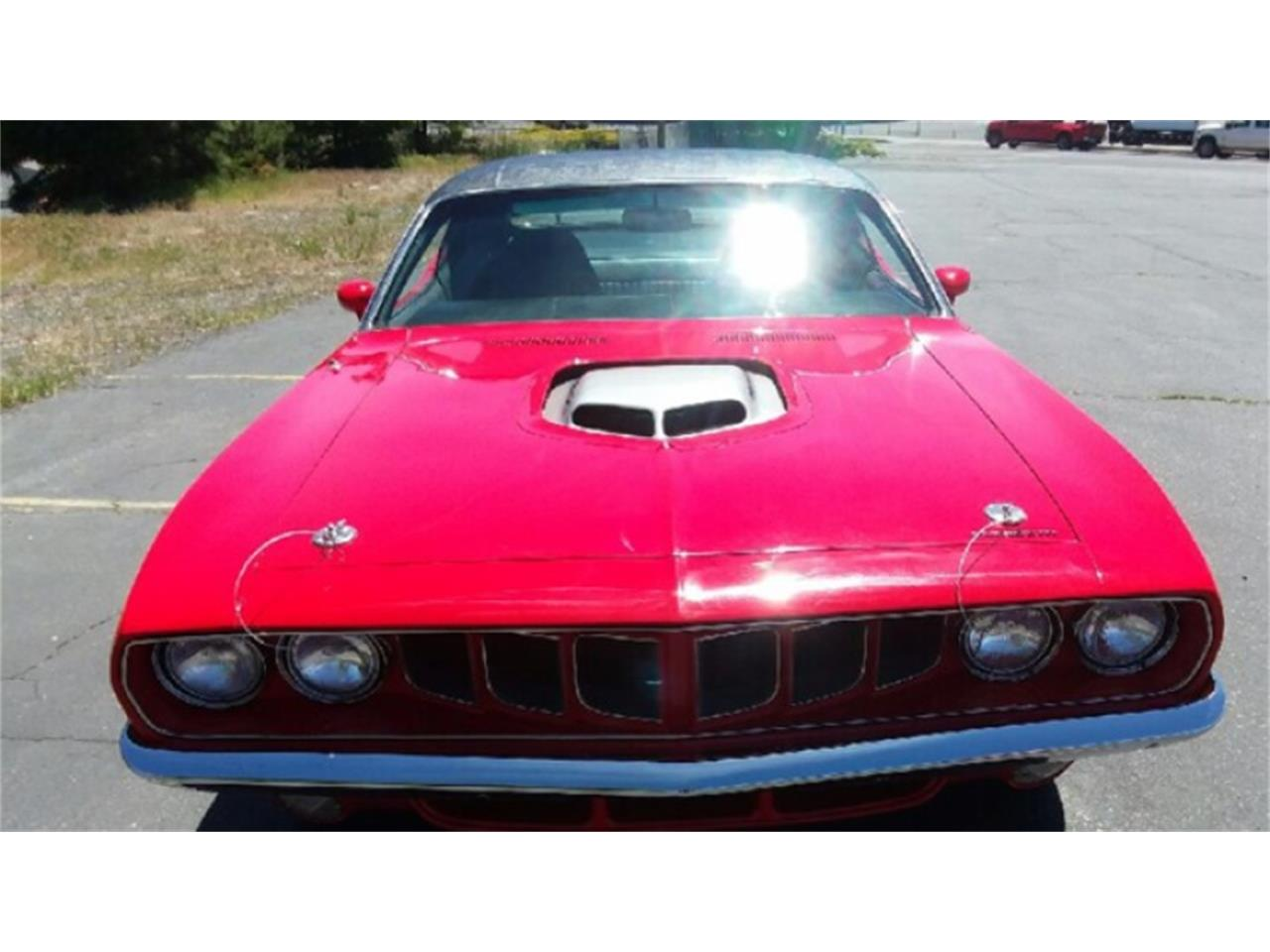 Large Picture of '72 Cuda - QFW1