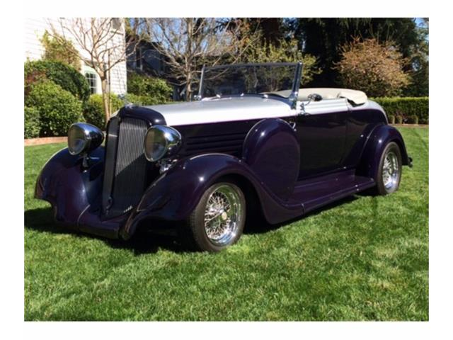 Picture of '34 Convertible - QFWF
