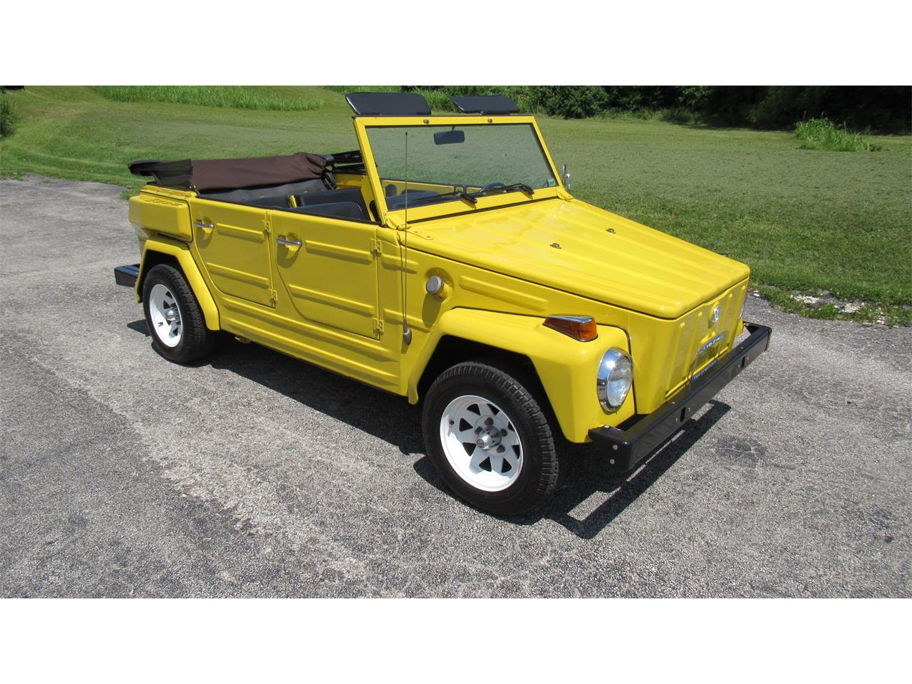 Volkswagen Thing For Sale >> For Sale 1974 Volkswagen Thing In Washington Missouri