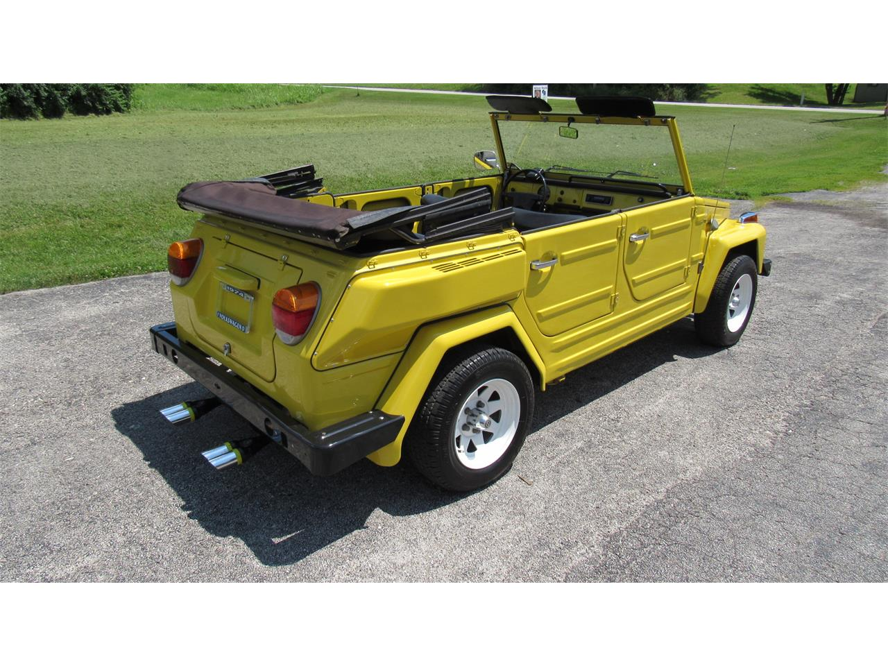 Large Picture of '74 Volkswagen Thing Offered by Wilson Motor Company - QFWI