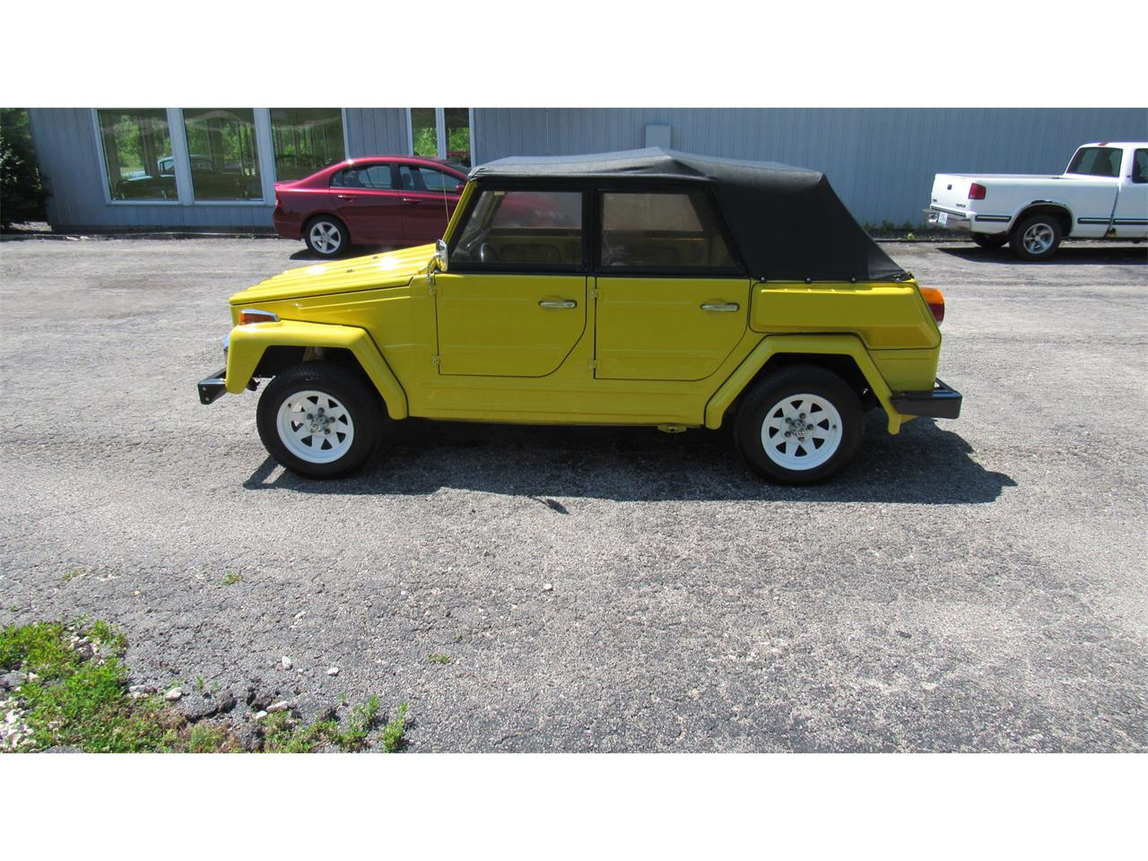 Large Picture of 1974 Volkswagen Thing located in Missouri - $19,995.00 Offered by Wilson Motor Company - QFWI