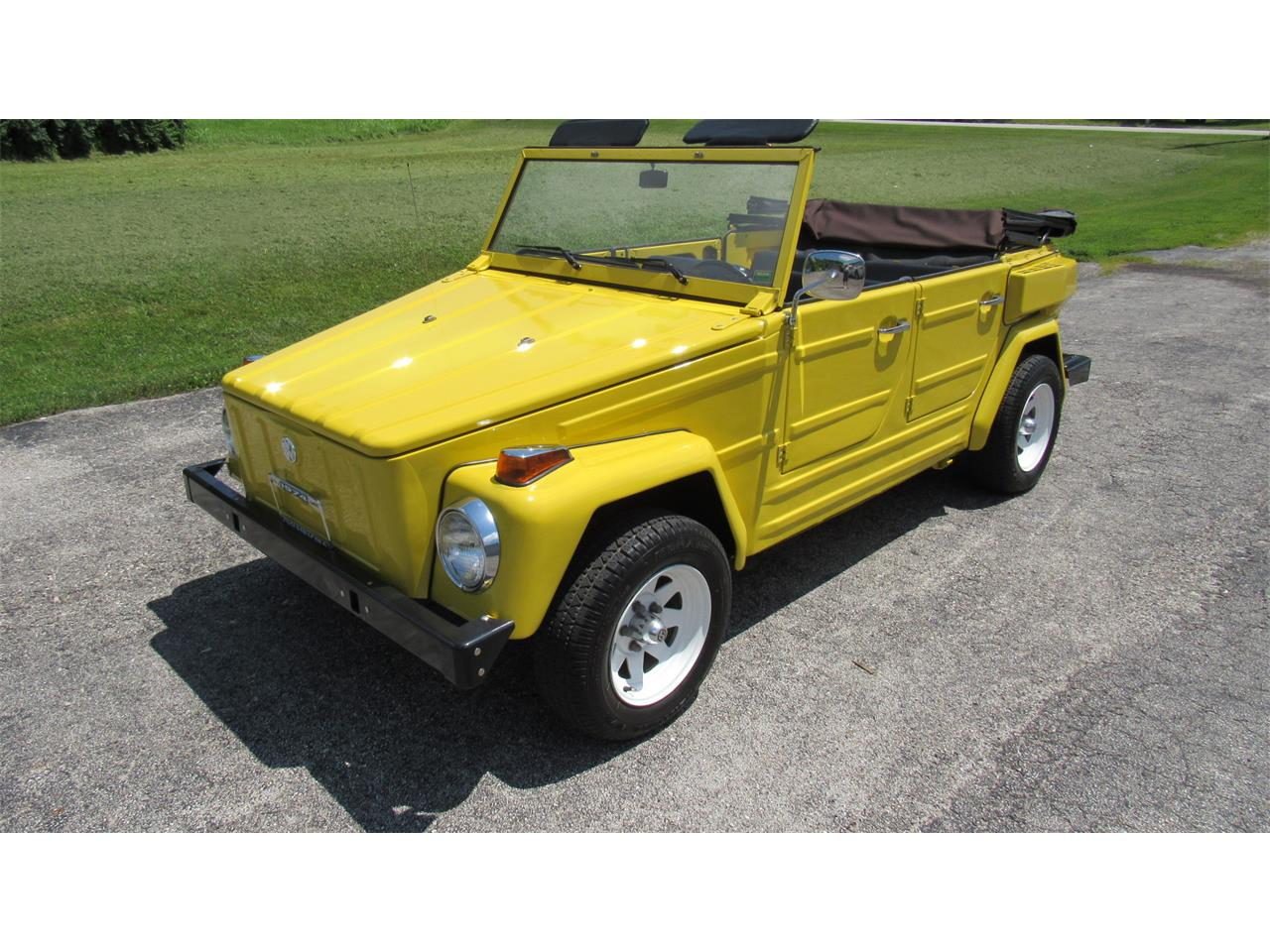 Large Picture of 1974 Volkswagen Thing - $19,995.00 Offered by Wilson Motor Company - QFWI