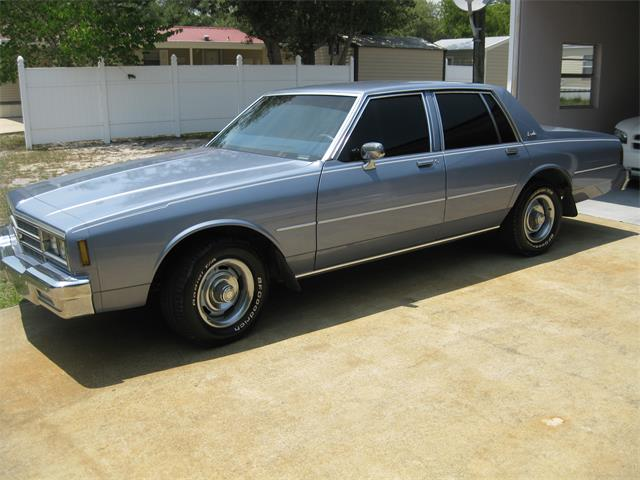 Picture of '84 Chevrolet Impala located in Florida Offered by a Private Seller - QFWM