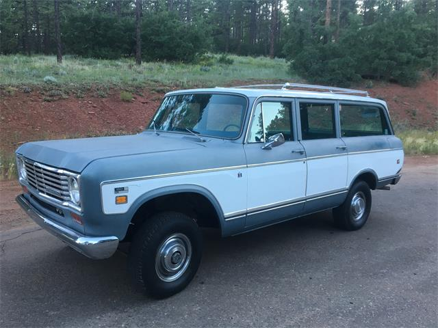 Picture of '75 Travelall - QFWT