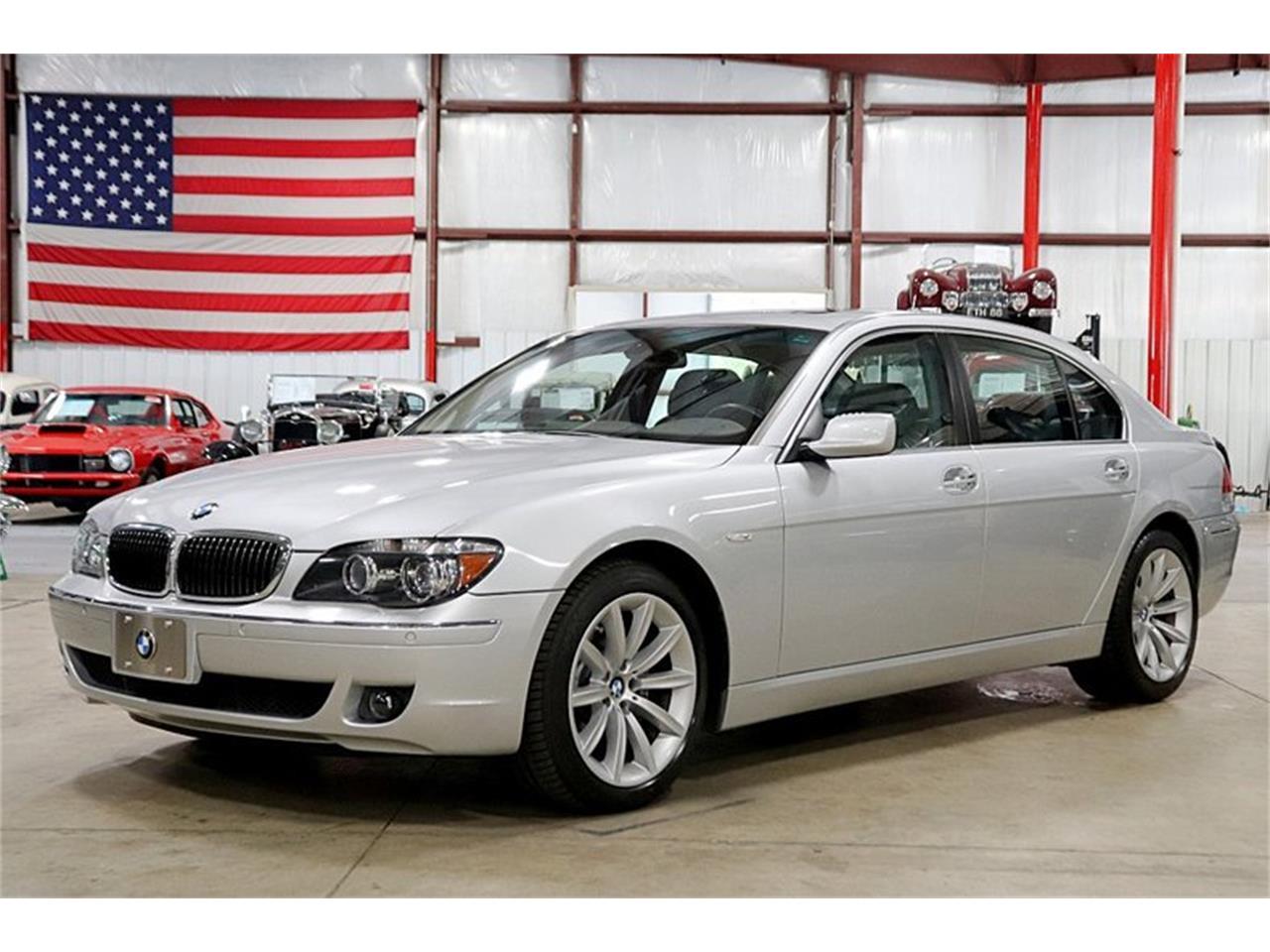 For Sale: 2008 BMW 750li in Kentwood, Michigan