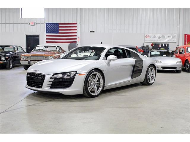 Picture of '09 R8 - QFX9