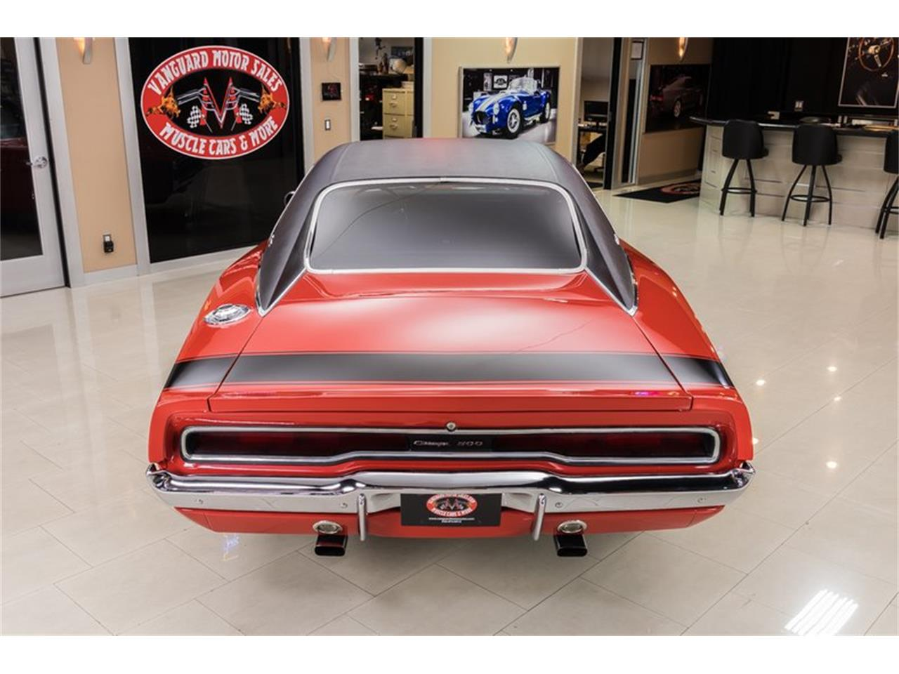 Large Picture of '70 Charger - QFXD