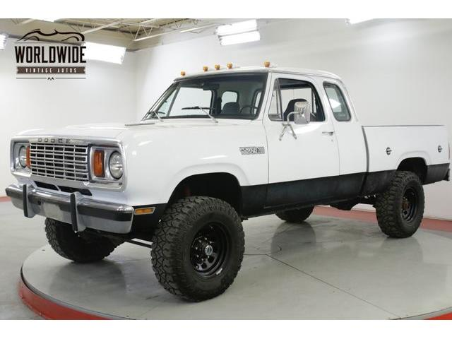 Picture of 1978 Power Wagon located in Colorado Offered by  - QFXF