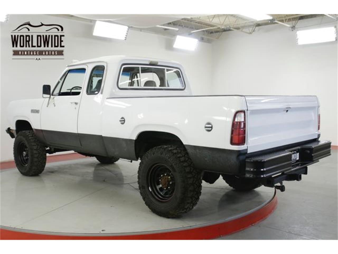 Large Picture of '78 Power Wagon - QFXF