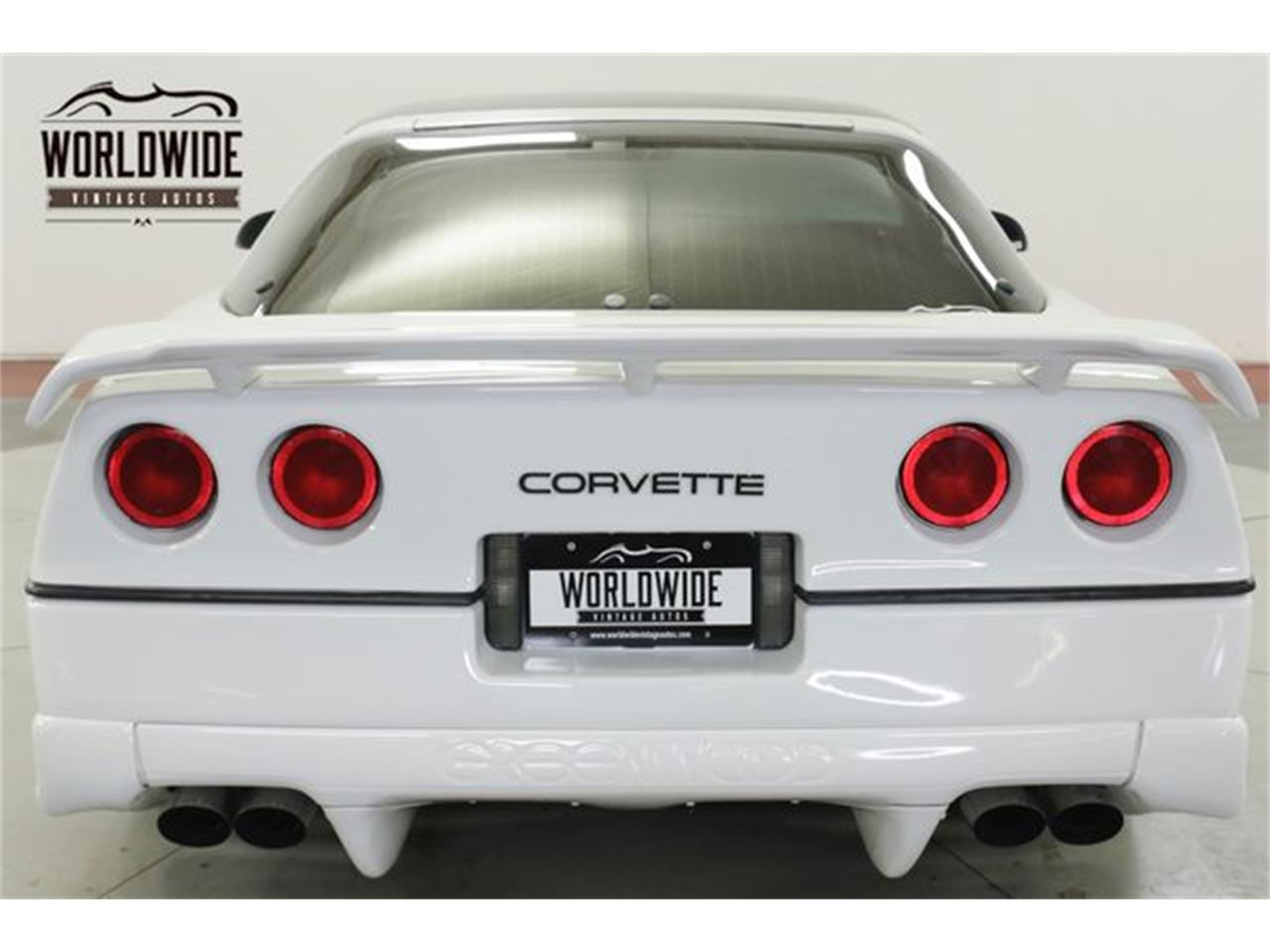Large Picture of '85 Corvette - QFY2