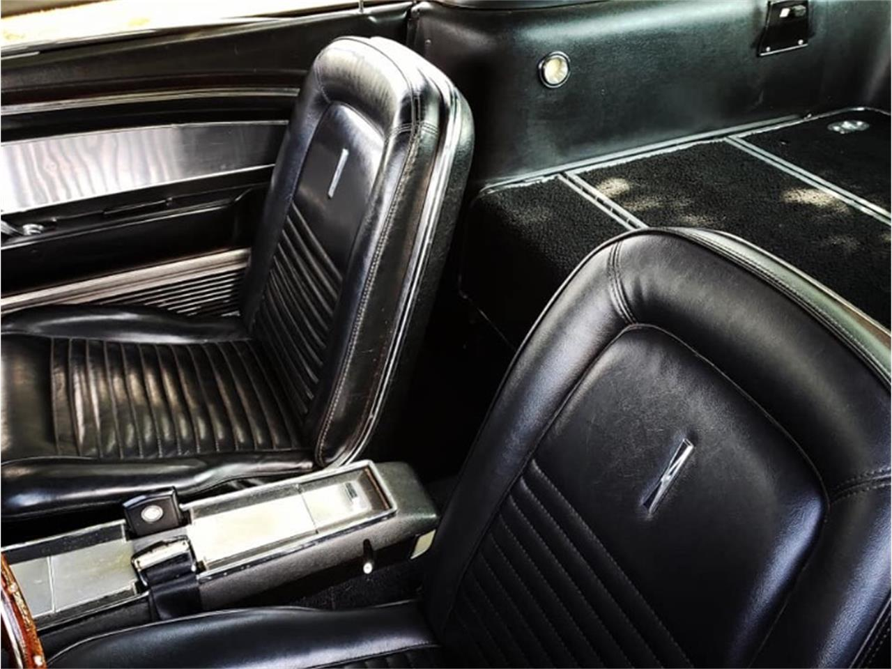 Large Picture of '67 Mustang - QFY7