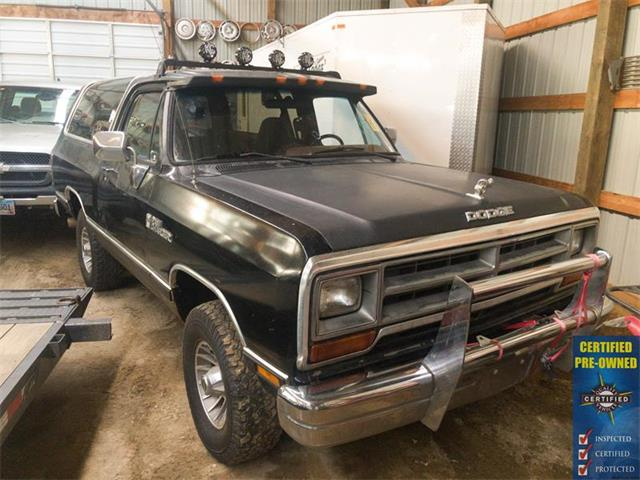 Picture of 1988 Dodge Ramcharger - QDD4