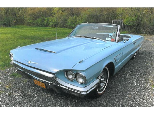 Picture of Classic 1965 Ford Thunderbird located in Pennsylvania Auction Vehicle - QDD8