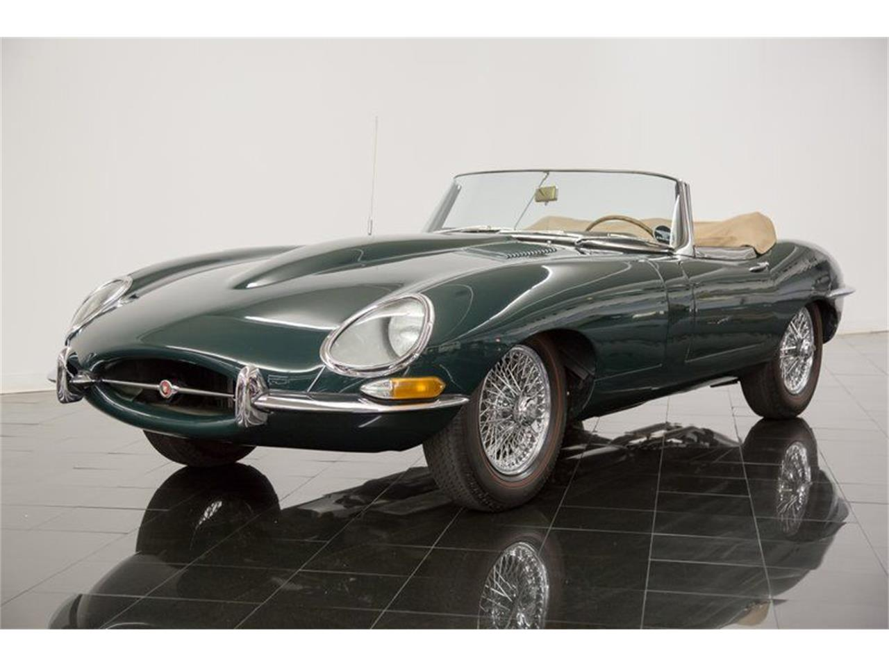 Large Picture of '64 XKE - QG0I