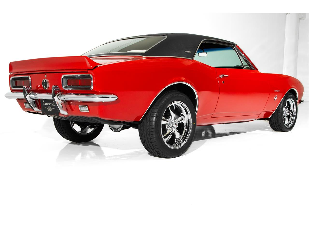Large Picture of '67 Chevrolet Camaro located in Des Moines Iowa - $52,900.00 Offered by American Dream Machines - QG0K