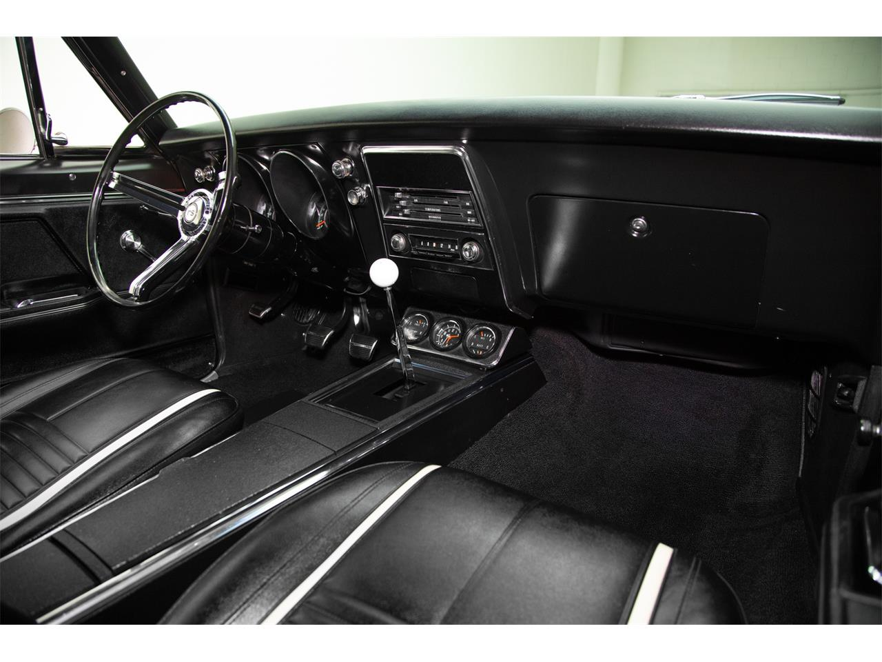 Large Picture of 1967 Chevrolet Camaro located in Iowa - $52,900.00 Offered by American Dream Machines - QG0K