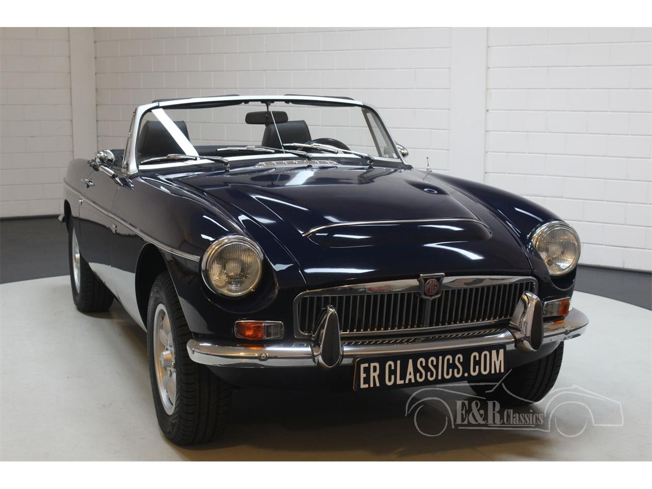 Large Picture of '79 MGB - QDDB