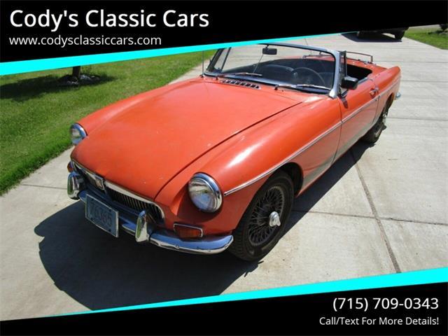1967 MG MGB for Sale on ClassicCars com on ClassicCars com