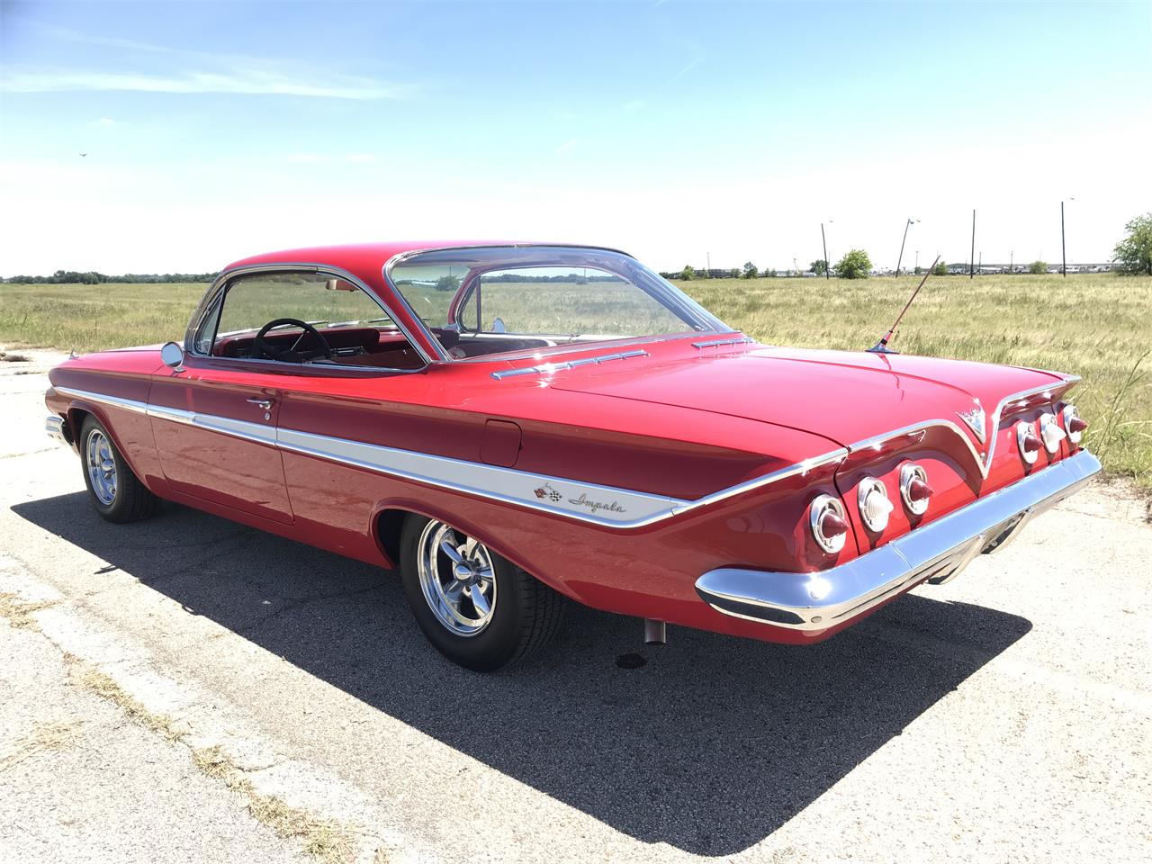 Large Picture of '61 Impala - QDDC