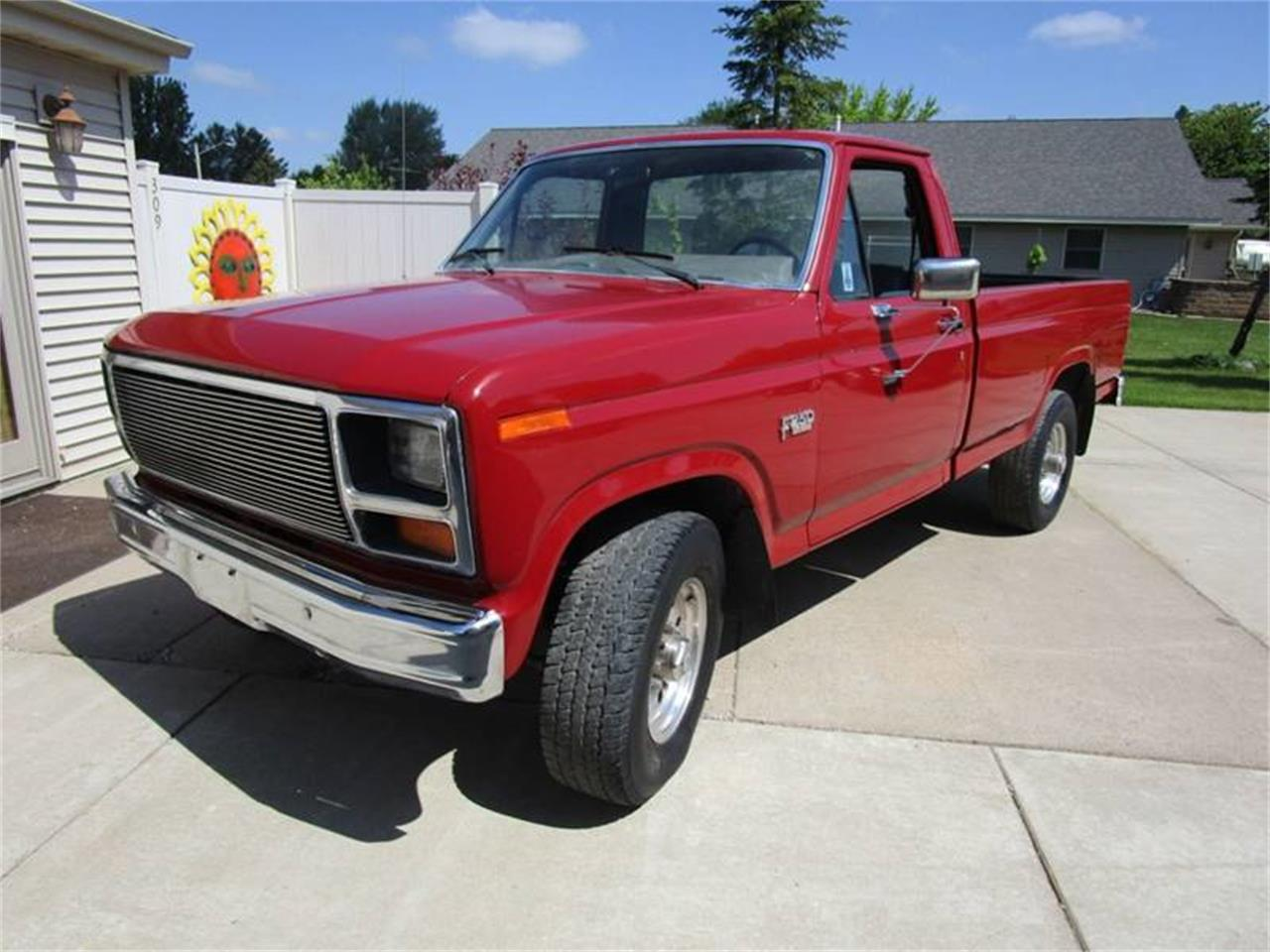 Large Picture of '86 F250 - QG1E