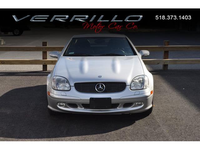 Picture of '02 SLK-Class - QG1K