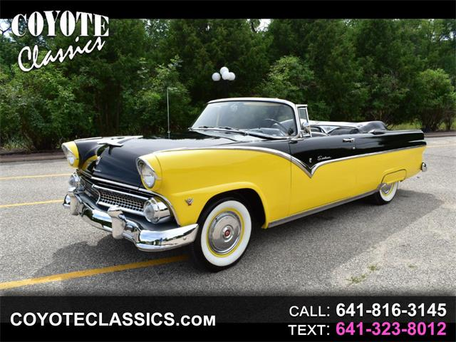 Picture of '55 Fairlane Sunliner - QG1M