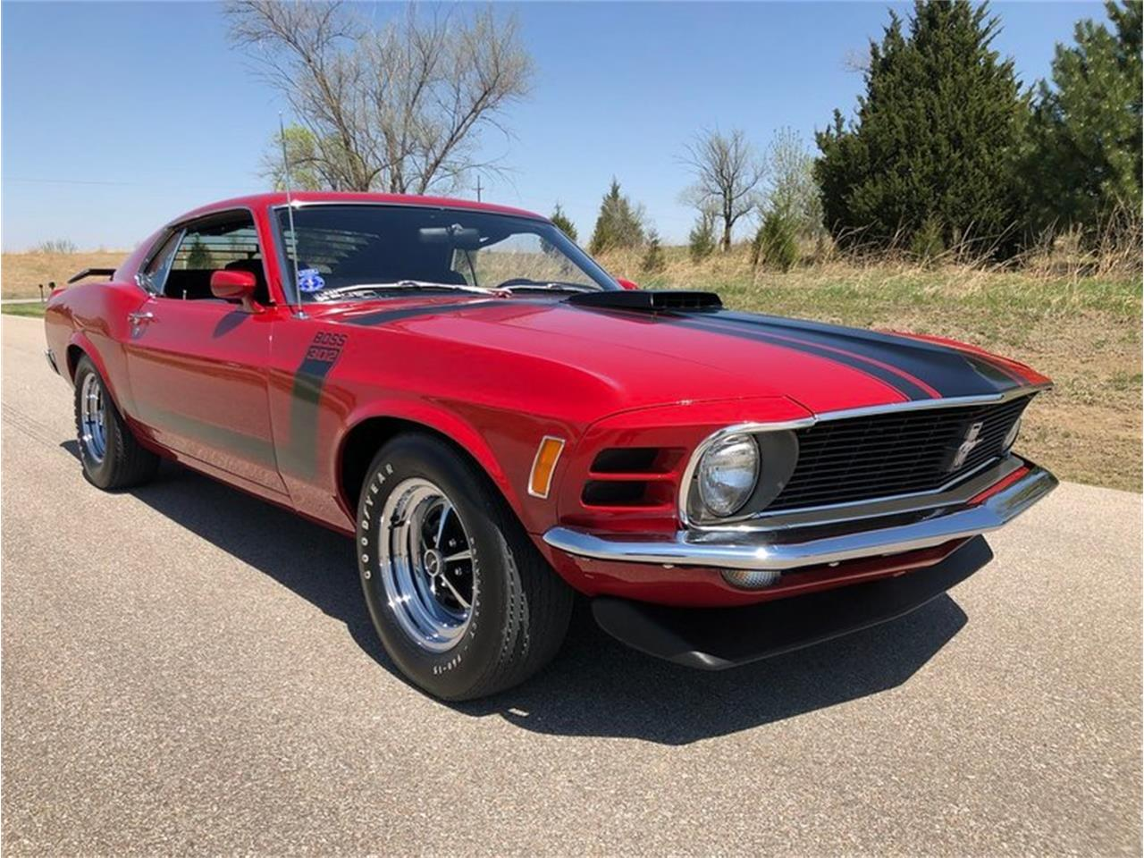 Large Picture of Classic '70 Ford Mustang Offered by Restore a Muscle Car, LLC - QG1T