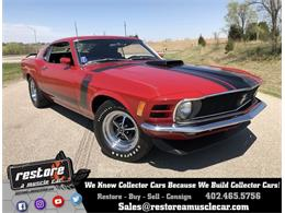 Picture of Classic '70 Ford Mustang located in Lincoln Nebraska - QG1T