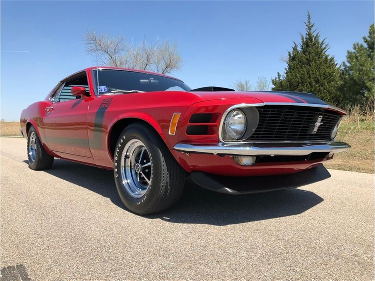 Large Picture of '70 Ford Mustang located in Nebraska - $64,900.00 - QG1T