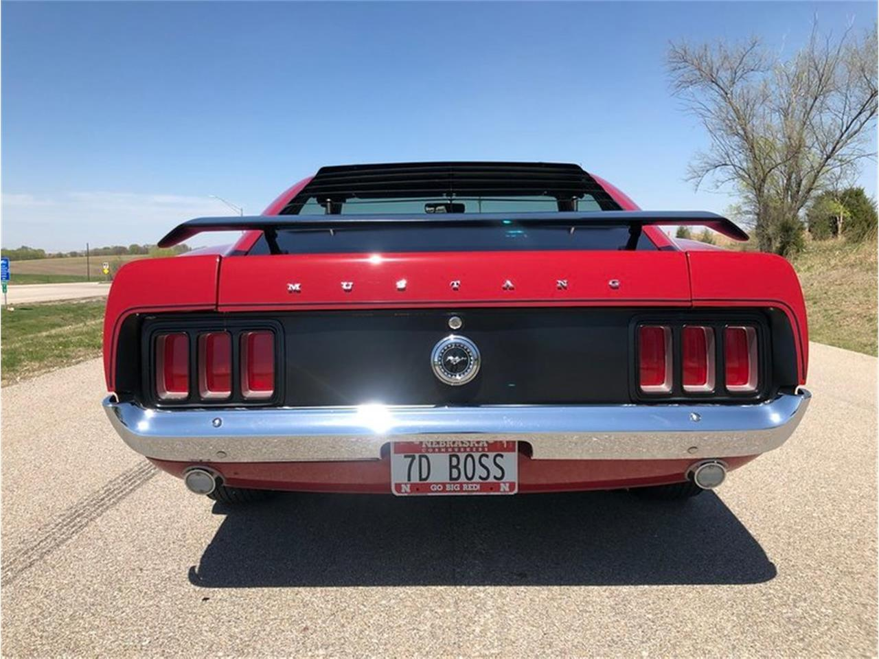 Large Picture of Classic 1970 Ford Mustang located in Lincoln Nebraska - $64,900.00 Offered by Restore a Muscle Car, LLC - QG1T