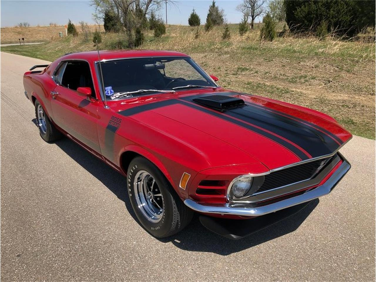 Large Picture of '70 Ford Mustang - QG1T