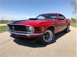 Picture of Classic '70 Ford Mustang located in Nebraska - $64,900.00 Offered by Restore a Muscle Car, LLC - QG1T