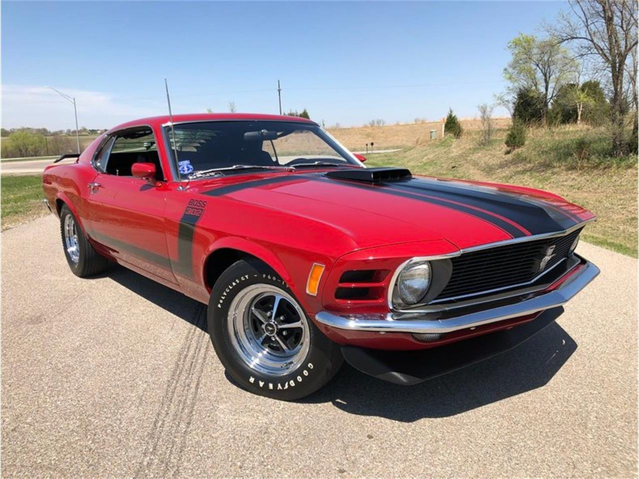 Large Picture of Classic 1970 Ford Mustang located in Lincoln Nebraska Offered by Restore a Muscle Car, LLC - QG1T