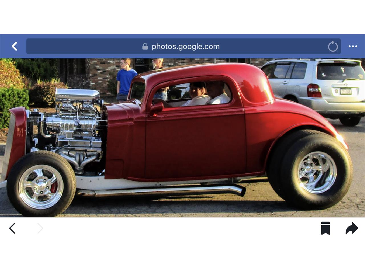Large Picture of '35 Coupe - QDDF