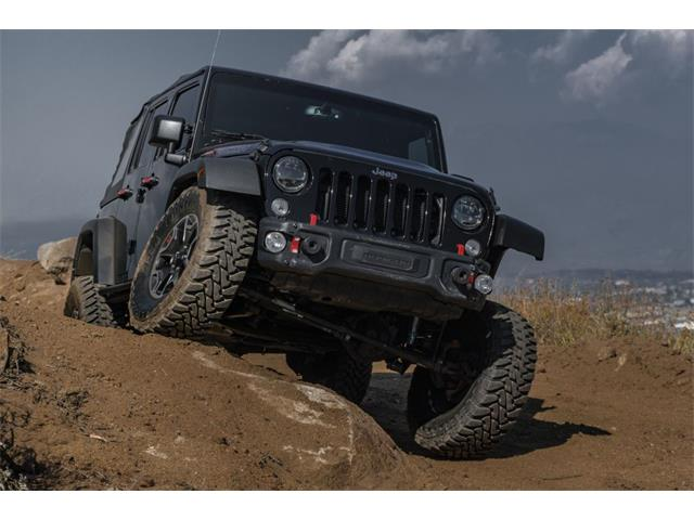 Picture of '15 Wrangler - QG27
