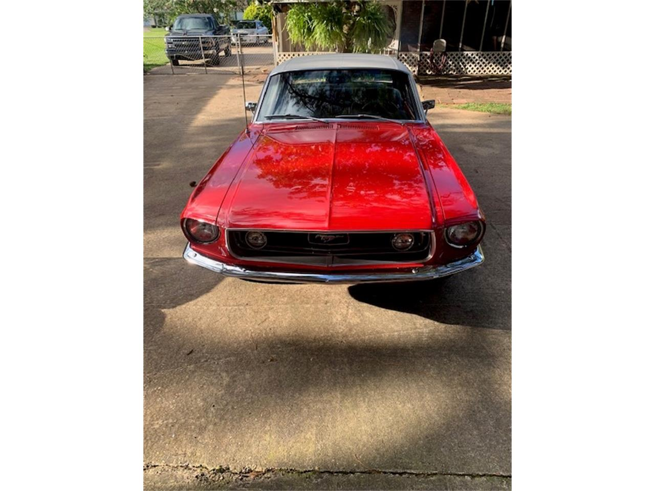 Large Picture of '68 Mustang GT - QG2F