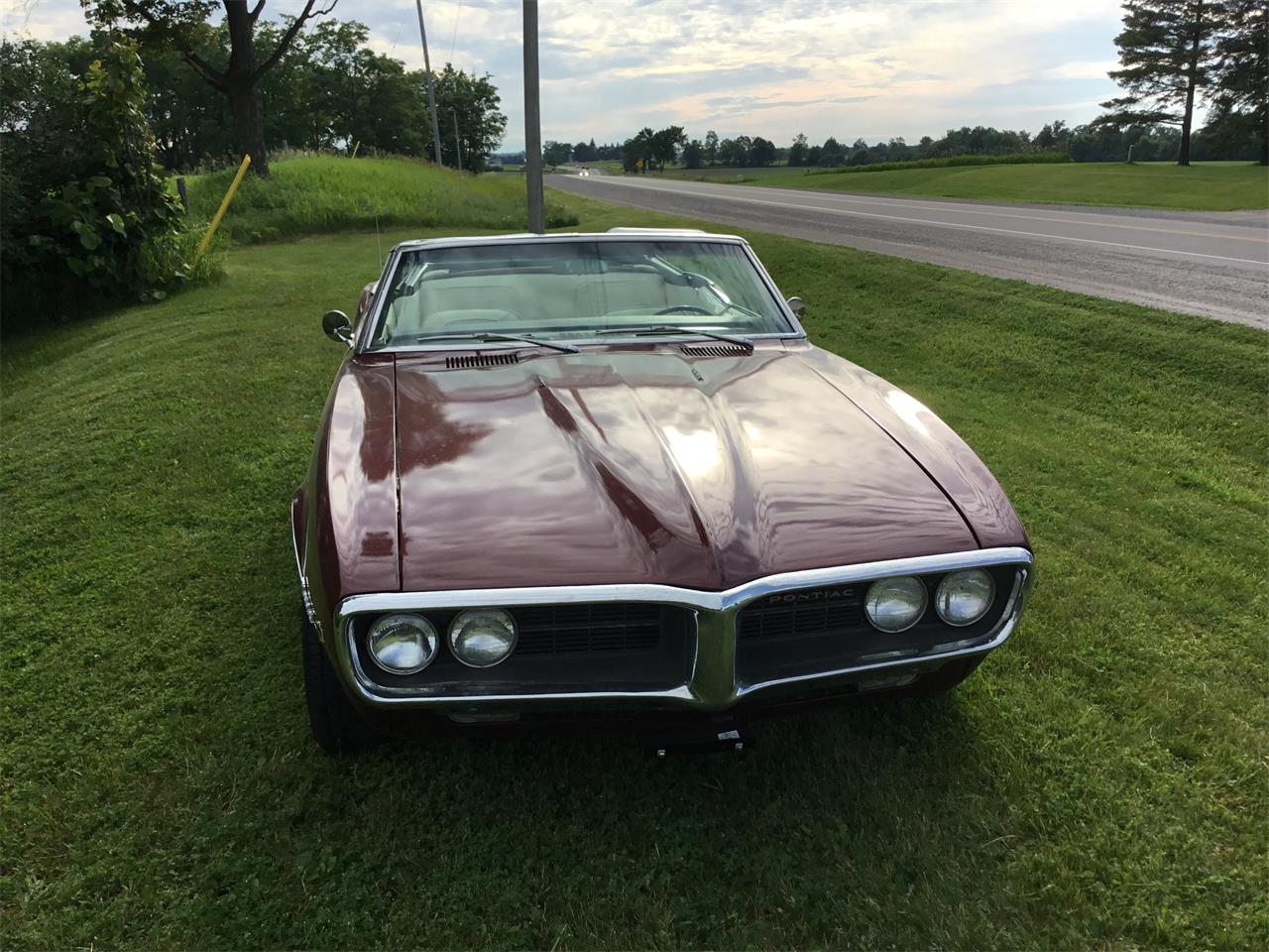 Large Picture of '67 Firebird - QG2I