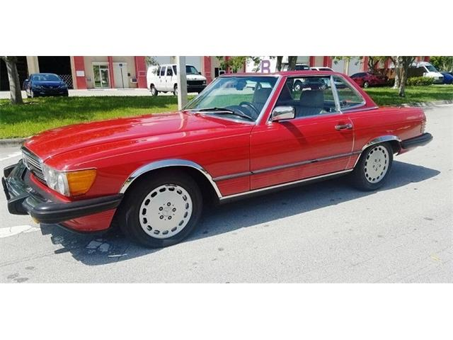 Picture of '87 560SL - QG2O