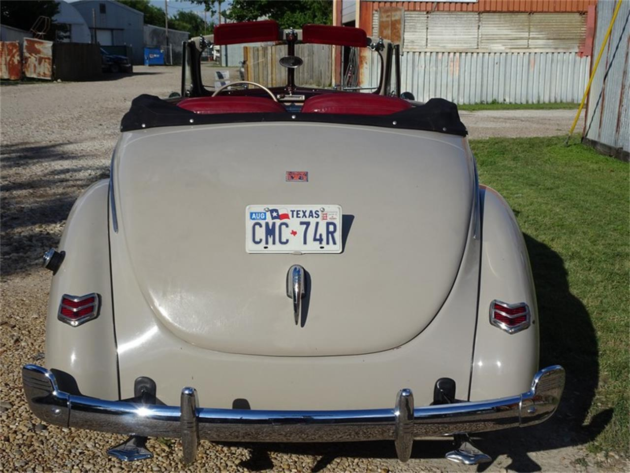 Large Picture of '40 Cabriolet - QDDH