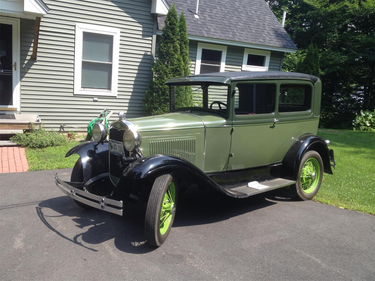 Large Picture of '31 Model A - QG2T