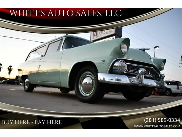 Picture of Classic '55 Ford Ranch Wagon - QG37