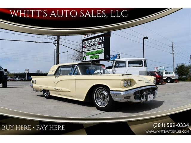 Picture of 1960 Thunderbird - $16,500.00 Offered by  - QG3A