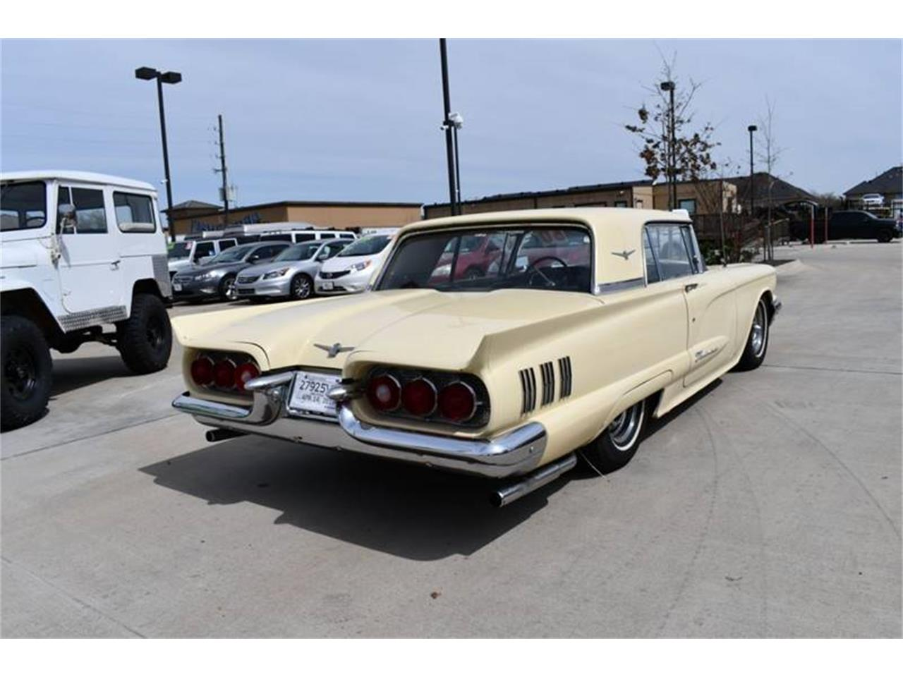 Large Picture of '60 Thunderbird - QG3A