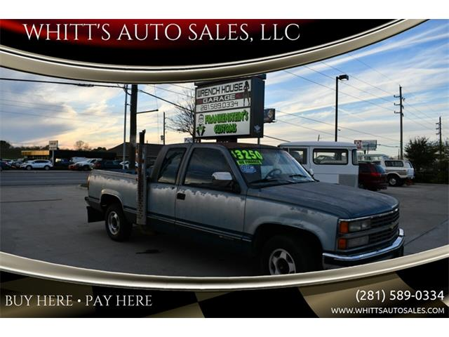 Picture of 1990 C/K 1500 - $2,500.00 - QG3B